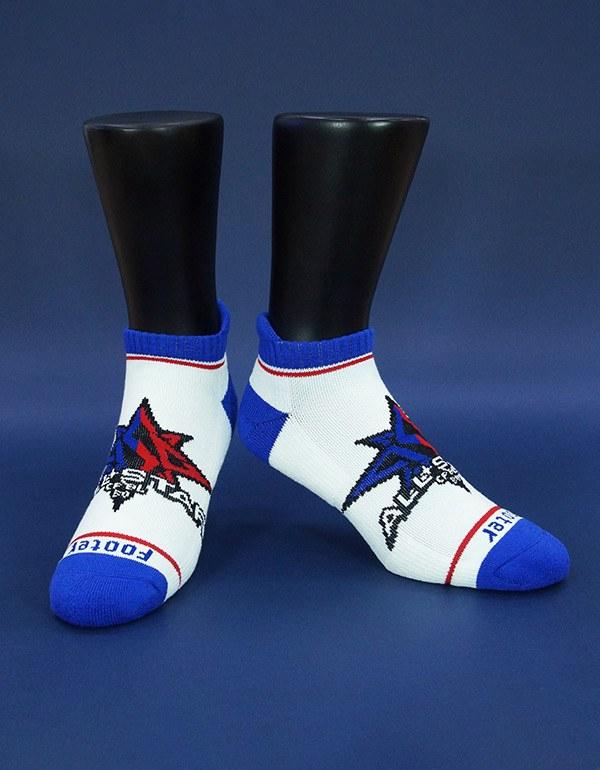 中職明星賽聯名船短襪