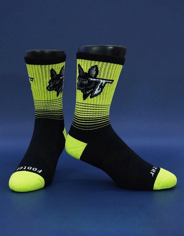 中職台灣犬聯名機能襪