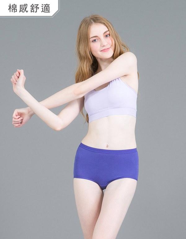 輕感動能減壓高腰內褲