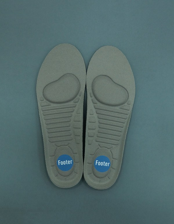 旋壓抗引機能鞋墊