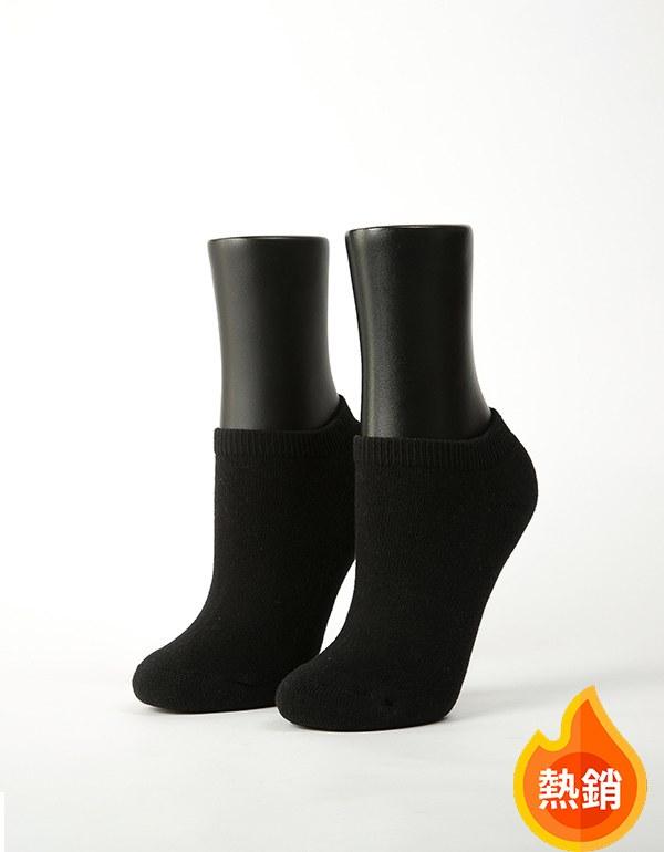 低調原色船短襪