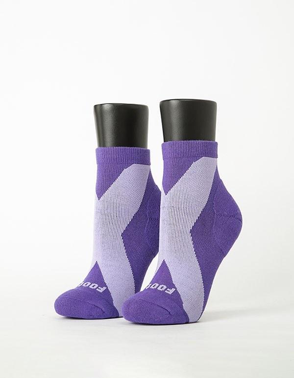 特-X系列輕壓力機能氣墊襪