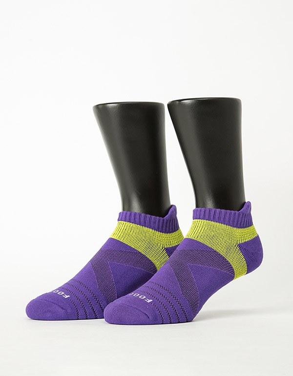 X型雙向減壓足弓船短襪