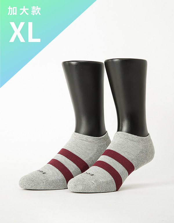 街頭運動風微分子船短襪