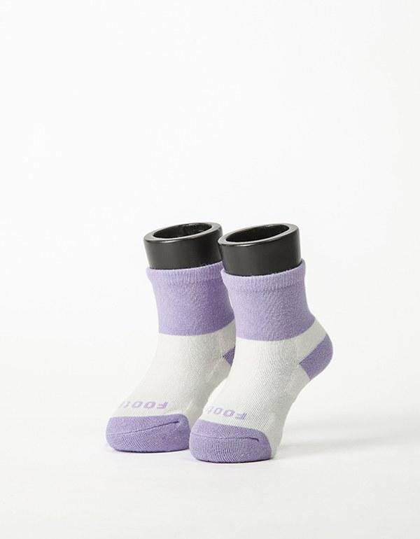 雙色Baby氣墊襪