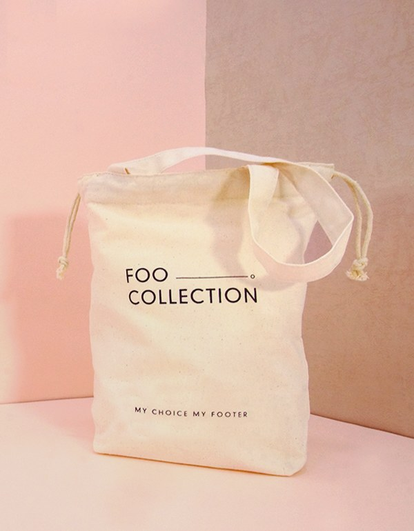 FOO COLLECTION束口提袋