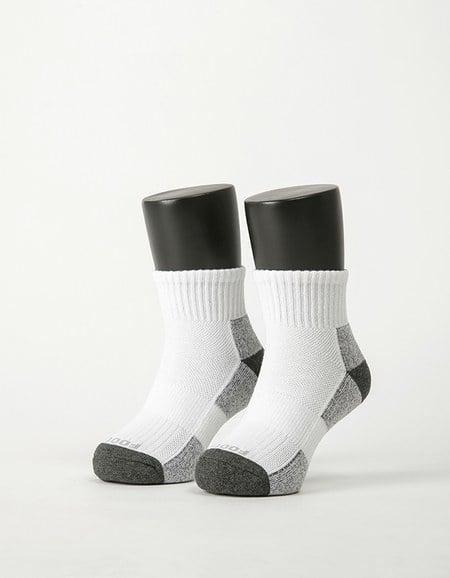 兒童時尚運動氣墊襪
