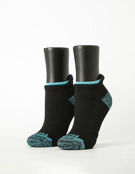 隨性塗鴉感輕壓力船短襪
