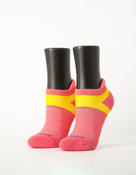 輕壓力足弓船短襪