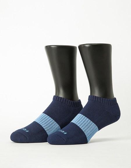 時光秘徑運動船短襪