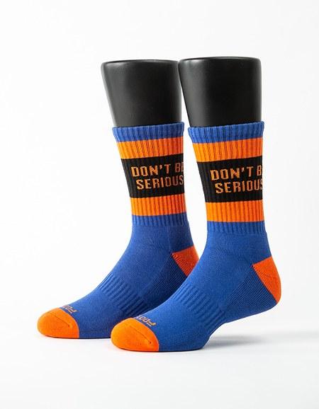 狂野靈魂運動氣墊襪