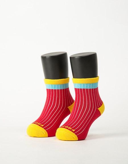 歡樂馬戲團兒童運動氣墊襪