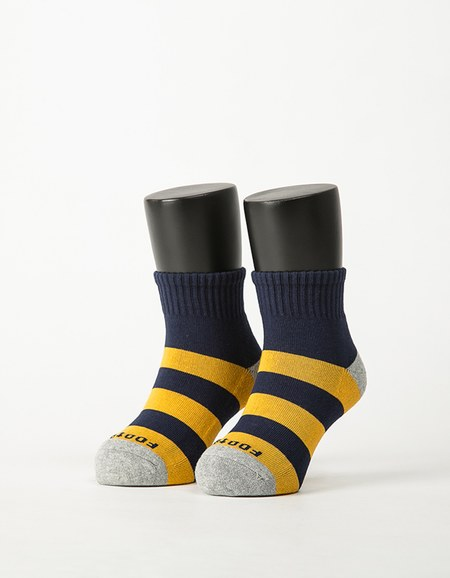 蜜蜂特攻隊運動氣墊襪