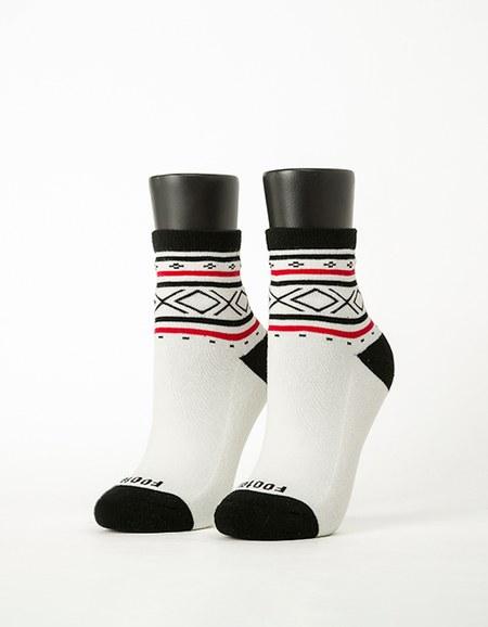 捕夢網運動氣墊襪