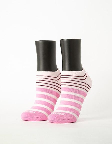 甜美叛逆運動船短襪