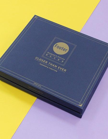 6雙入精緻禮盒(不含襪)